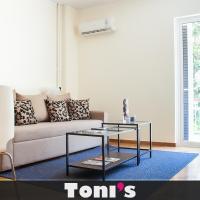 TONI'S Apartment near Seaside and Marina Flisvos