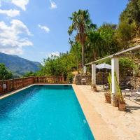 Fornalutx Villa Sleeps 5 with Pool and Air Con