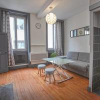 Studio confort Hotel de Ville