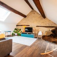 Chez Twiggy - Guesthouse vintage à Prenois