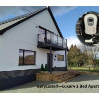 Gerycastell Luxury Holiday Apartment with Stunning Views & EV Station Point