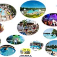 LMHVCVM Location Mobil Home Vacances Carabasse Vias Méditérannée
