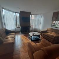 Apartamento en la primera meseta de obrajes a alto seguencoma