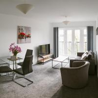 Farnborough Airport Twin Bed Apartment