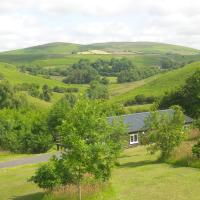 Holiday Lodge in Beautiful Welsh Rolling Hills