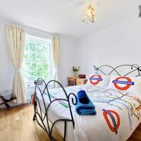 Kings Cross London Apartment