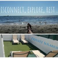 El Burrero Beach Quiet Apartment + Solarium / Near Airport / High Speed Wifi /Enjoy Gran Canaria
