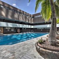 Downtown Honolulu Suite-Near Ala Moana Beach!
