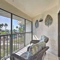 Renovated Beach Nook w/Lanai, Steps From Gulf