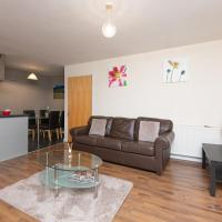 Glasgow's Modern 2 Double Bed, 2 Bathroom, City Centre Apartment
