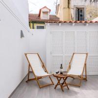 Modern Flat with Terrace in Bairro Alto by GuestReady