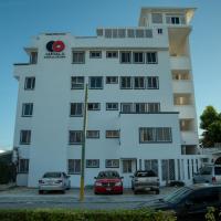 """Capital O Farallon Inn cerca del Hospital General """"Jesús Kumate Rodríguez"""""""