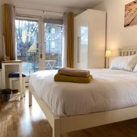 Two double bedroom flat in Islington