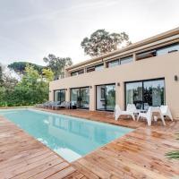 Villa GAIA - Piscine - Vue sur le golfe de Saint Tropez