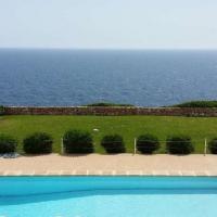 VILLA HELIOS Villa en Cala Pi Vistas despejadas al Mar