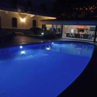 Arcos Grand Studio Suite with pool