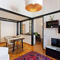 Modern Spacious One-Bedroom Apt in Trastevere