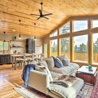 NEW! Mountainside Fairplay Home-Game Room & Sauna, hotel in Fairplay