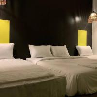 Room In Boutique Themed Hostel (With Free Pick-Up)