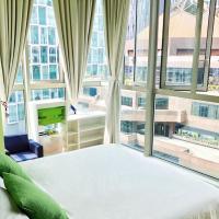 Cozy 2 Bedroom Across KLCC Twin Towers