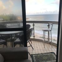 Apartamento vista mar no Rio Vermelho