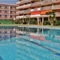 Modern Apartment in Malgrat de Mar with Swimming Pool