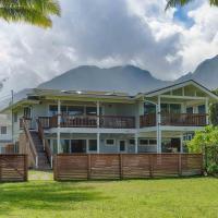 Hanalei Beachfront home