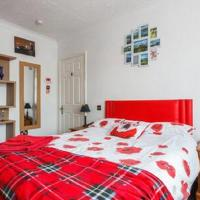 Britain room · Double ensuite room by Riverside Park, Southampton