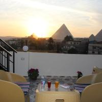 Magic Golden pyramids Inn