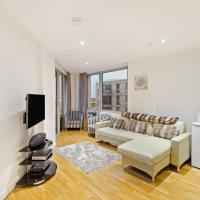 Modern Bright 2-Bed Apartment w/Balcony in Stratford