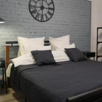 Black & White: Стильная 2-комн. квартира у метро