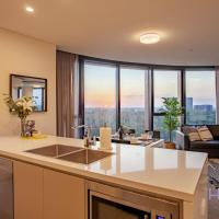 HOAMA Properties at Sydney Olympic Park