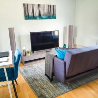 Luxury Serviced King Bed Apartment by Cosybnb