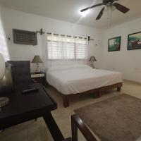Homestay, Private Room with Balcony and AC on traditional house.