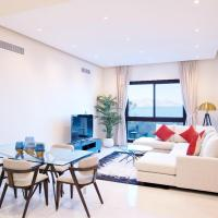 Relaxing 4 Bedroom apartment Mina Al Fajer