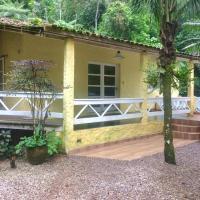 Casa com piscina em Ubatuba
