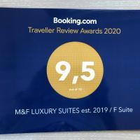 M&F Luxury Suites est. 2019 / F Suite