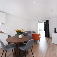 Newly Built Luxury One Bedroom Apartment - Walking Distance to Birmingham City Centre