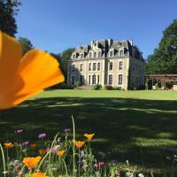 Château des Essards avec piscine et jacuzzi