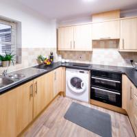 2 bed aprt in Colchester sleeps 6, close to main station, hospital, town centre