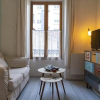 Charming and bright apt with beautiful terrace