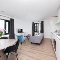 Lovely 2 Bedroom Apartment in Birmingham - New Development
