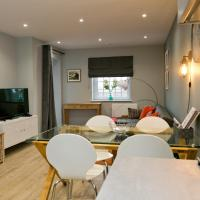 Stylish warehouse apartment in Central Cardiff