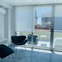 Confortable y tranquilo ambiente en Núñez