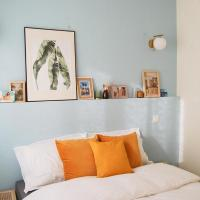 Cannes centre, lovely cozy fresh flat