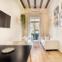 Barcelona Park Apartment