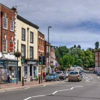 Grade 2 Listed townhouse in the heart of Bewdley