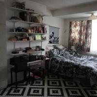 ホームステイ広い個室
