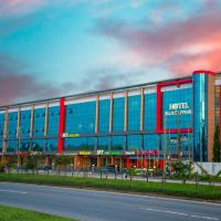 Hotel Blue Sapphire, hotel in Dar es Salaam
