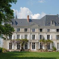 Chambres d'Hotes Château de la Puisaye, hotel in Verneuil d'Avre et d'Iton